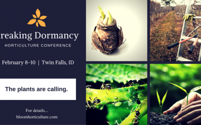 Breaking Dormancy Garden Conference